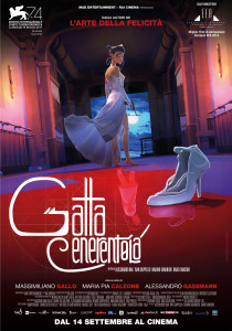 Gatta Cenerentola poster